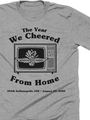 Cheer From Home 500 Tee