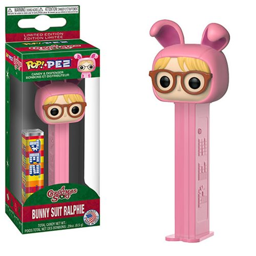Pink Bunny Ralphie Pez - United State of Indiana: Indiana-Made T-Shirts and Gifts