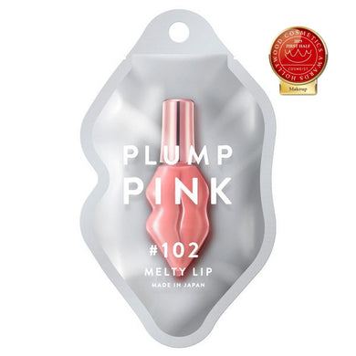 Plump Pink Melty Lip Serum #102 Genic Beige