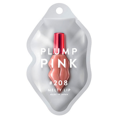 Plump Pink Melty Lip Serum #208 Mellow Nude