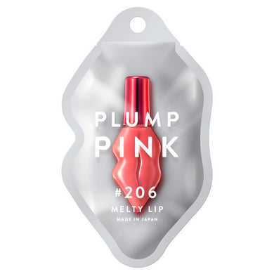 Plump Pink Melty Lip Serum #206 Voyage Pink