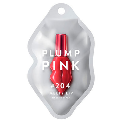 Plump Pink Melty Lip Serum #204 Trick Red