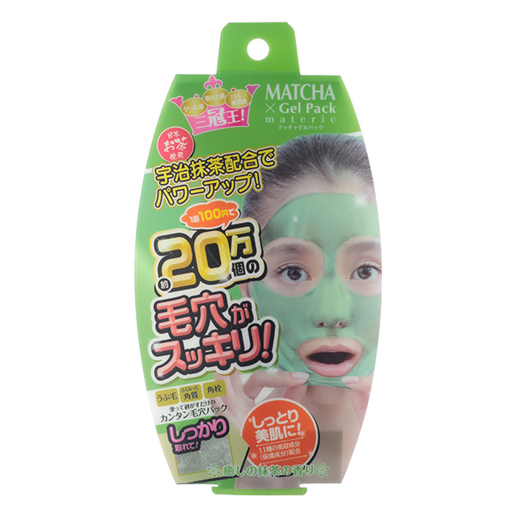 Matcha Gel Pack