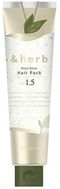 VICREA &HERB MOIST RELAX HAIR PACK 1.5