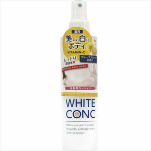 White Conc Body Lotion CII
