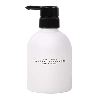 LAYERED FRAGRANCE Body Lotion (Rose & Muguet)