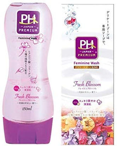 PH JAPAN PREMIUM Feminine Wash Fresh Blossom 150ml NEW