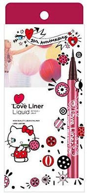 Love Liner Liquid Eyeliner 10th Anniversary Hello Kitty (Burgundy)