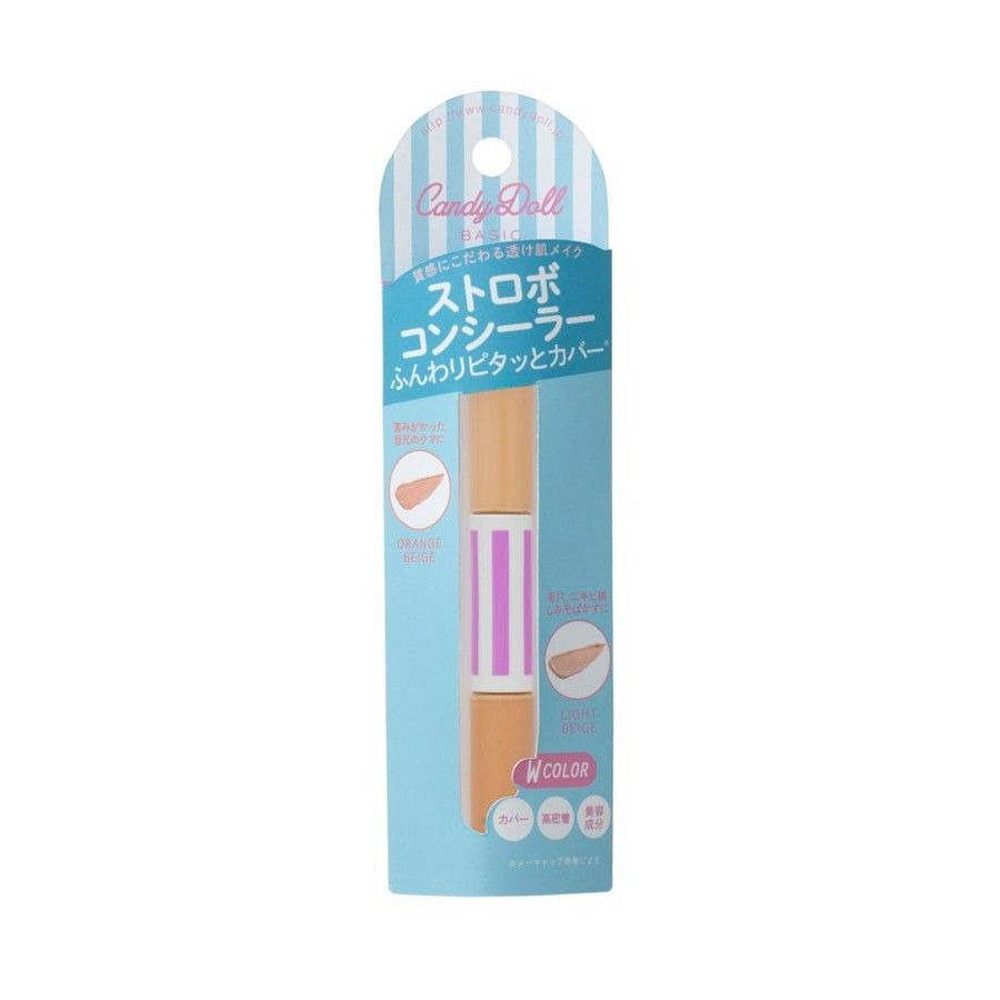candy doll concealer light and orange