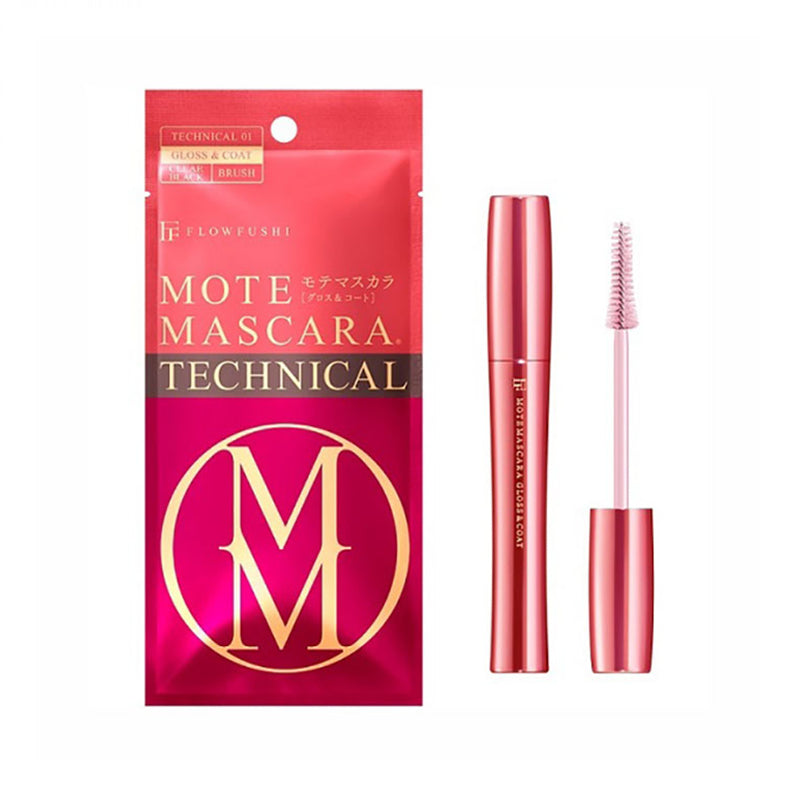 MOTE MASCARA TECHNICAL 01 Gloss& Coat