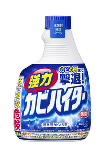 Kao strong mildew bathroom cleaning spray for the core