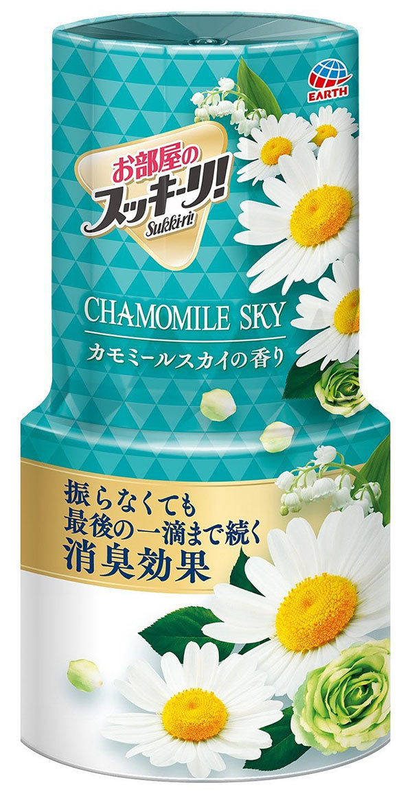 Sukkiri of the room Sukki-ri! Chamomile sky