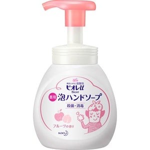 Biore U Foam Hand Soap Fruit Body 250ml