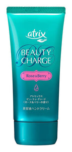 Atrix Beauty Charge Hand Cream Rose & Berry
