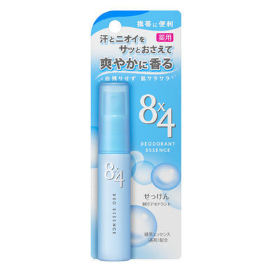 8 × 4 Deodorant Essence Soap 15 mL
