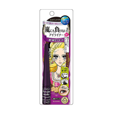 KissMe Heroine Make Impact Liquid Eyeliner Super WP01