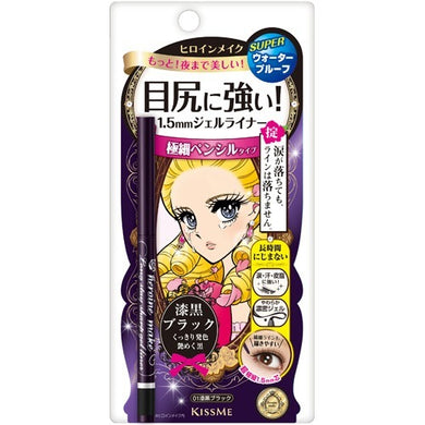 KissMe Heroine Make Long Stay Sharp Gel Liner #01