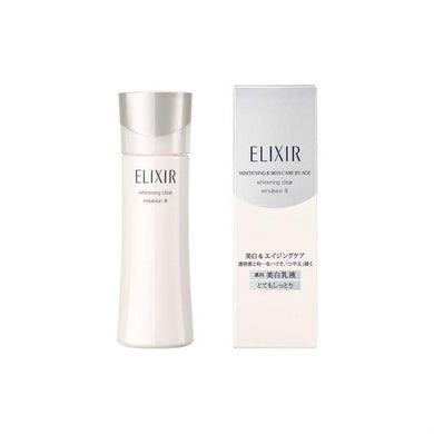 Shiseido Elixir Whitening & Skin Care by Age Whitening Clear Emulsion III