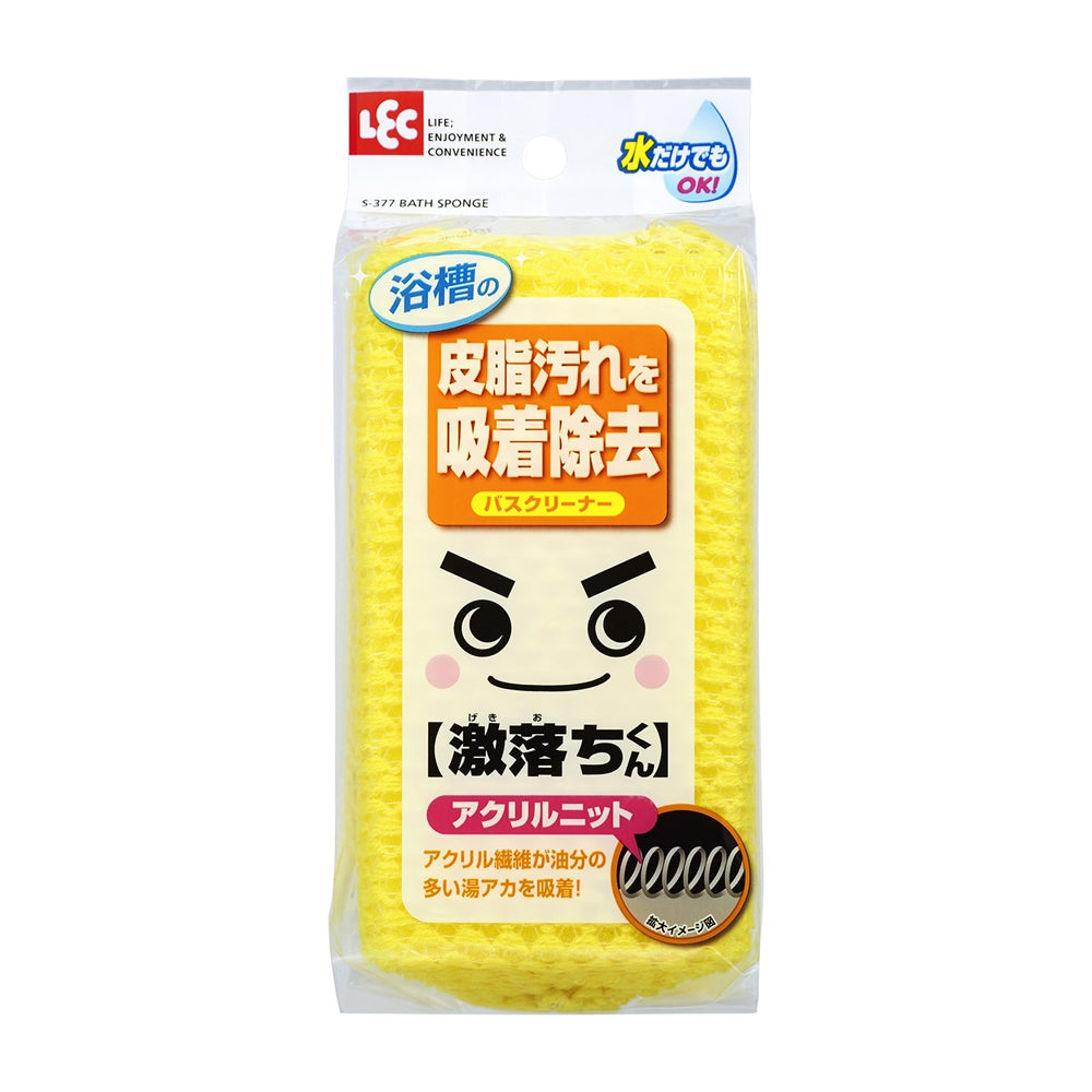 LEC GEKIOCHI BATH CLEANER ACRYLIC