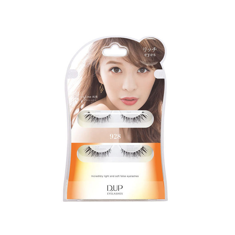 D.U.P EYELASHES 928 Secret AIR