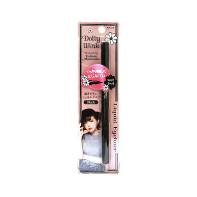 KOJI DOLLY WINK SL LIQUID EYELINER BLACK