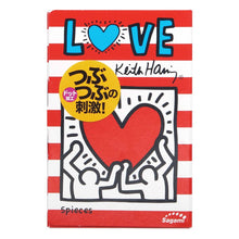 Load image into Gallery viewer, SAGAMI Keith Haring Special Edition Condom 5P