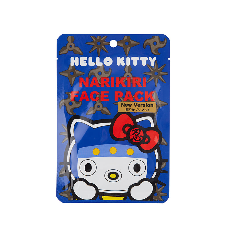 Hello Kitty Narikiri Face Mask Ninja