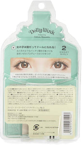 KOJI DOLLY WINK FALSE EYELASHES #02 SWEET GIRLY