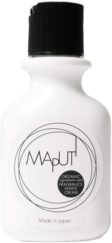 maputi organic fragrance white cream