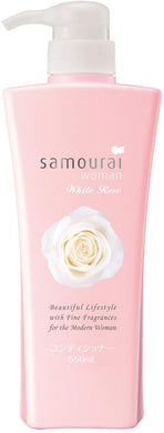 SRP SAMURAI WOMAN WHITE ROSE CONDITIONER