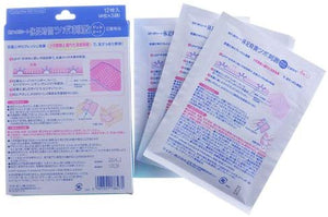 Kyuashi time pot stimulation gel sheet 12 sheets