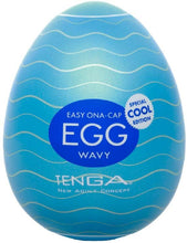 Load image into Gallery viewer, TENGA TENGA EGG COOL WAVY EGG-001C