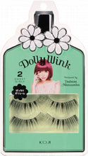 Load image into Gallery viewer, KOJI DOLLY WINK FALSE EYELASHES #02 SWEET GIRLY