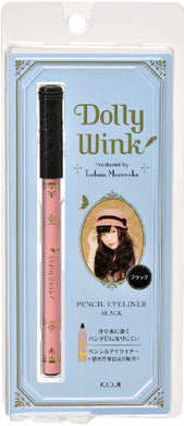 KOJI DOLLY WINK PENCIL EYELINER III BLACK