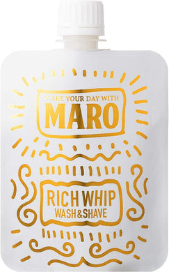 MARO Face WashRich Wash & Shave