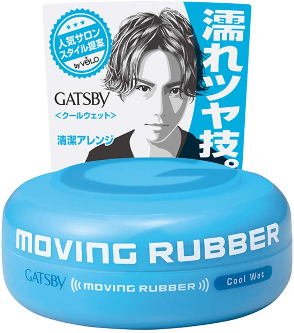 Mandom Gatsby Moving Rubber Cool Wet