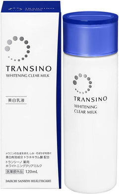 TRANSINO Whitening Clear Milk 120ml