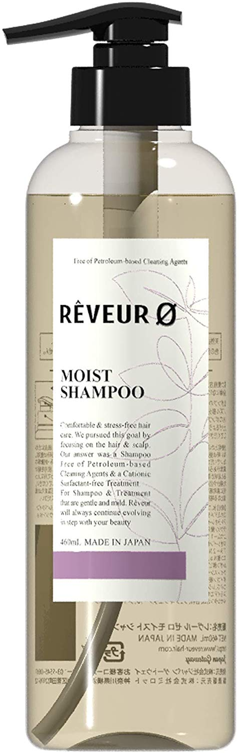 JAPAN GATEWAY REVEUR0 MOIST SHAMPOO