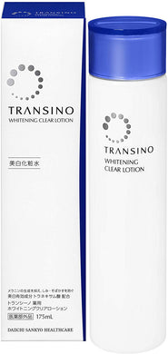 Transino Whitening Clear Lotion 175ml