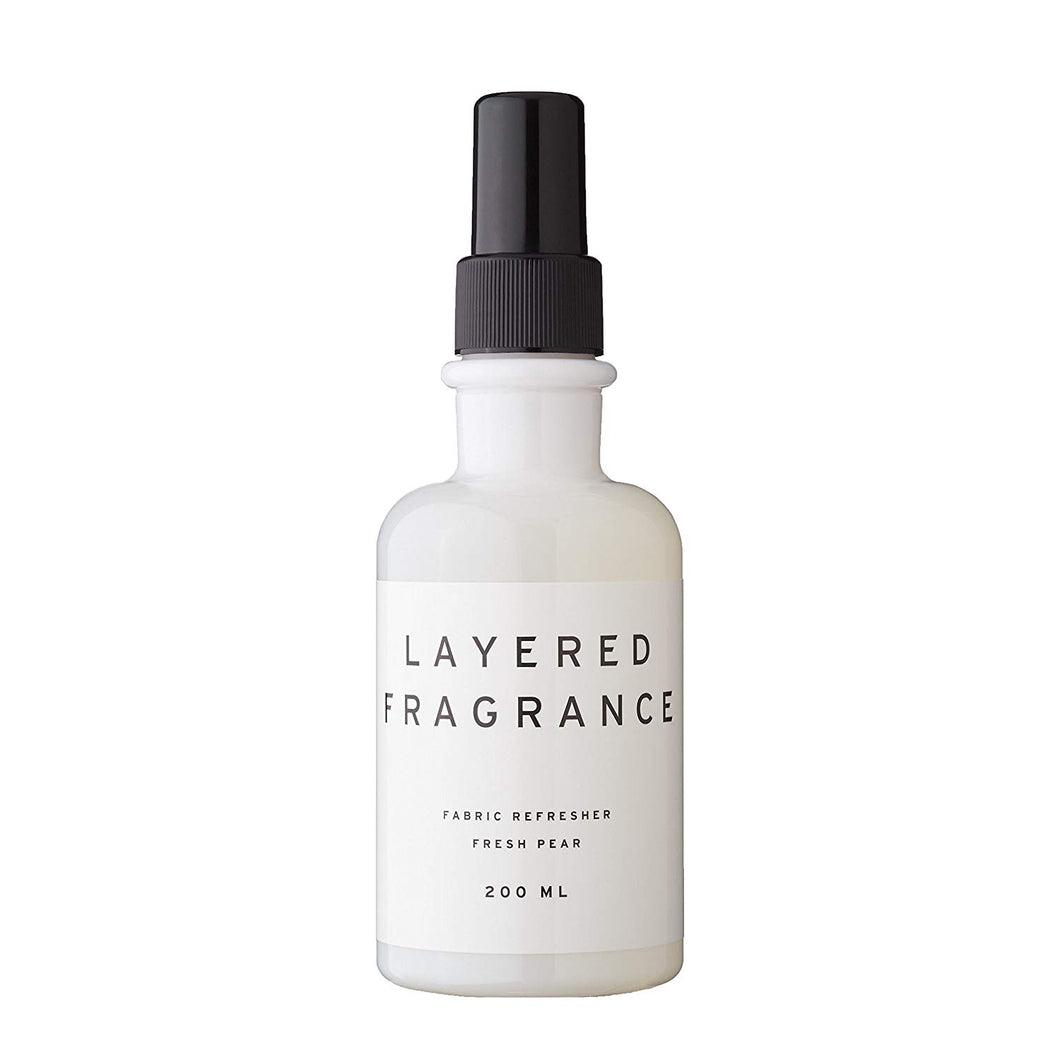 LAYERED FRAGRANCE Fabric Refresher (Fresh Pear)