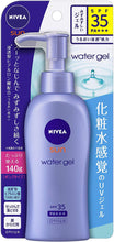 Load image into Gallery viewer, Nivea Sun Water Gel Pump SPF 35