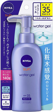 Nivea Sun Water Gel Pump SPF 35