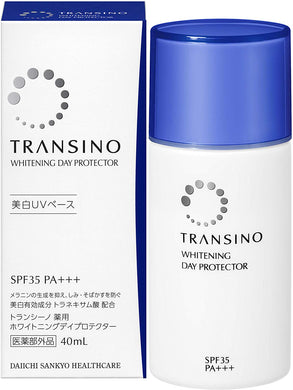 Transino medicated whitening day protector