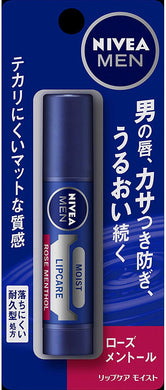 Nivea Men Lip Rose Menthol