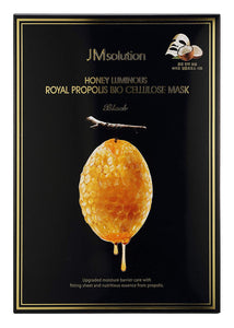 JM Solution Honey Luminous Royal Propolis Mask (10 Pack)
