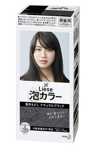 KAO LIESE BUBBLE COLOR HAIR COLORED RETURN