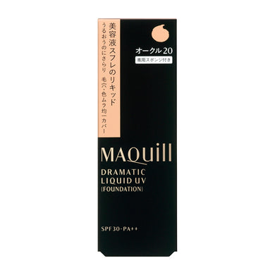 Maquillage Dramatic Liquid UV SPF 30 PA++ Ocher 20