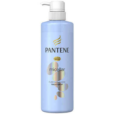 P&G PANTENE MICELLAR PURE & CLEANSE TREATMENT PUMP