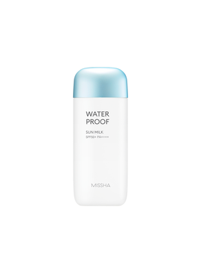Missha All Around Safe Block Waterproof Sun Milk SPF50+/PA+++ (70ml)