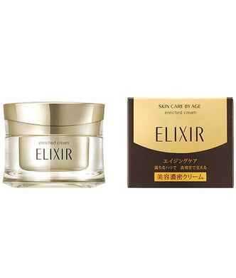 Shiseido Elixir Skin Care by Age Enriched Cream